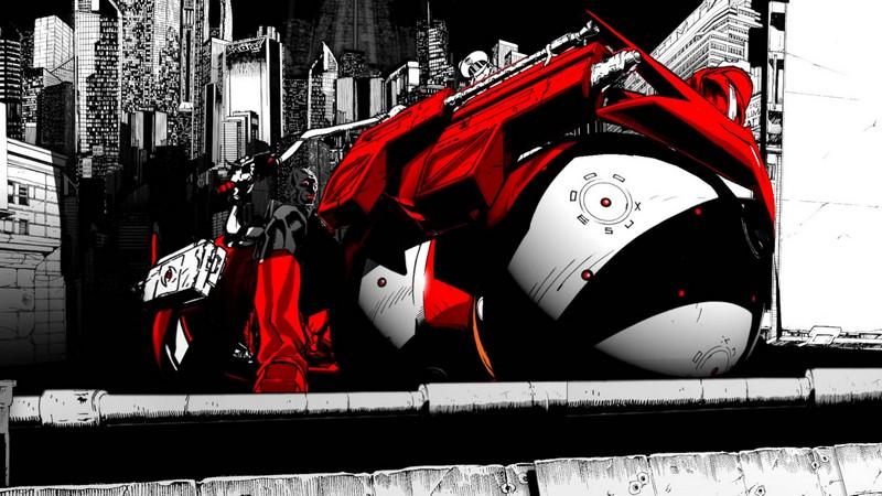 SXPD - Siêu phẩm đua xe bắn súng cập bến Android