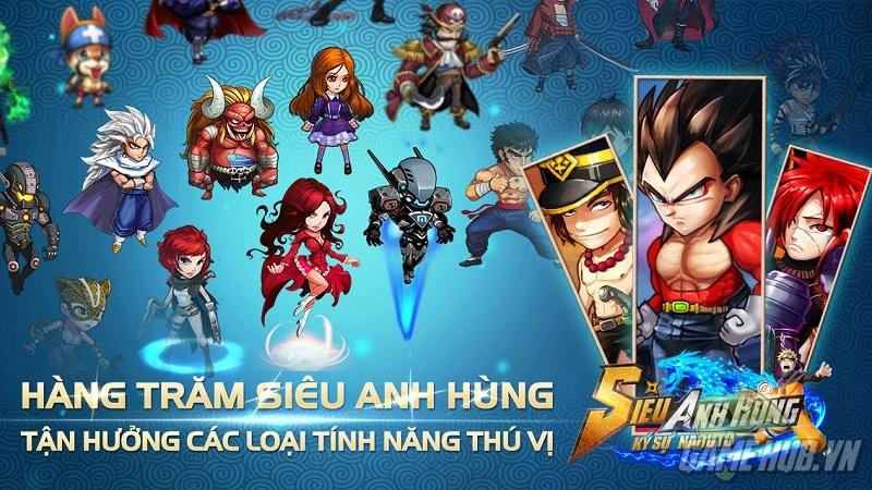 Siêu Anh Hùng - Giftcode Tân Thủ