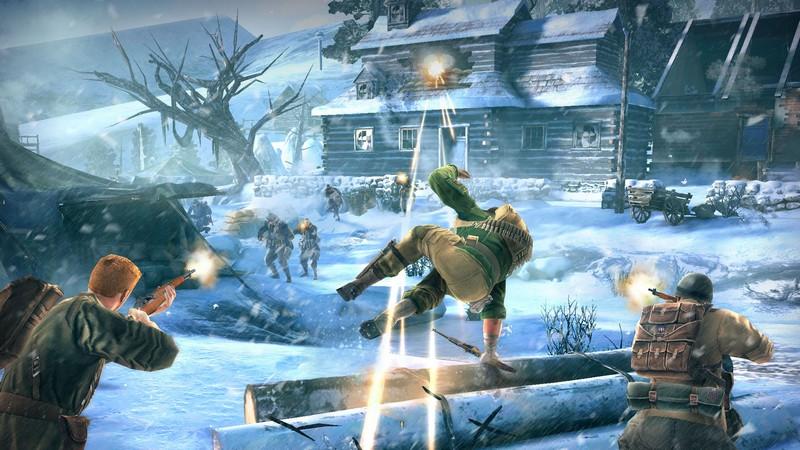 [Review] Brothers in Arms 3 - Siêu phẩm bắn súng xứng tầm Gameloft
