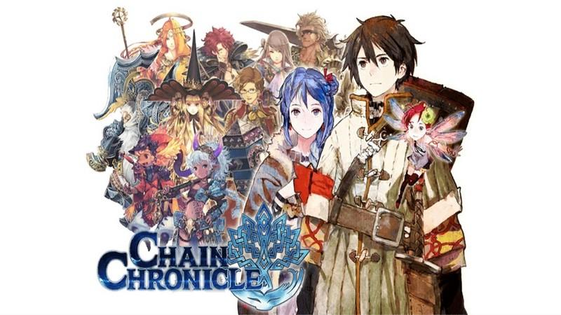 Chain Chronicle - gMO RPG dưới tay cha đẻ Brave Frontier