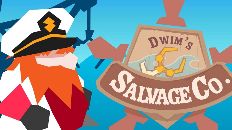 Dwim's Salvage Co. - Ông già móc rác thành tỷ phú - iOS