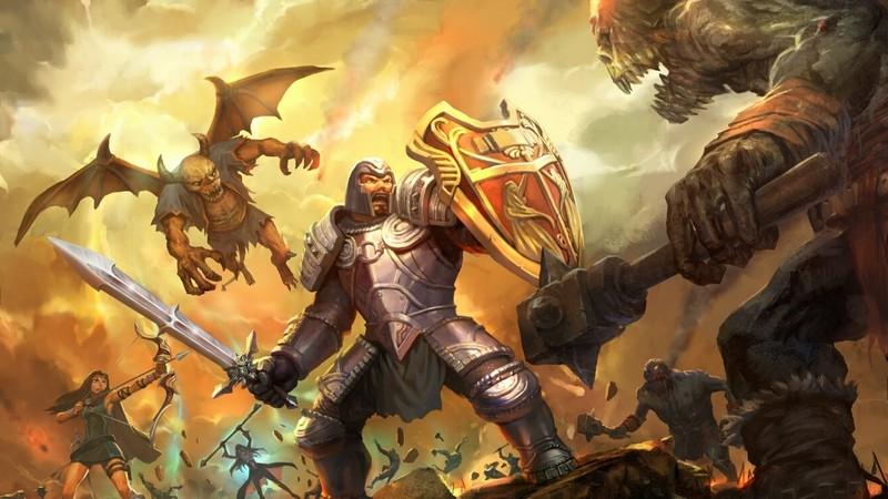 KingsRoad - ARPG phong cách Diablo tung hoành iOS