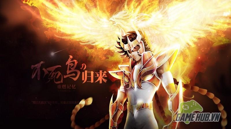 gMO Golden Seiya - Gặp lại đoàn chiến binh vũ trụ