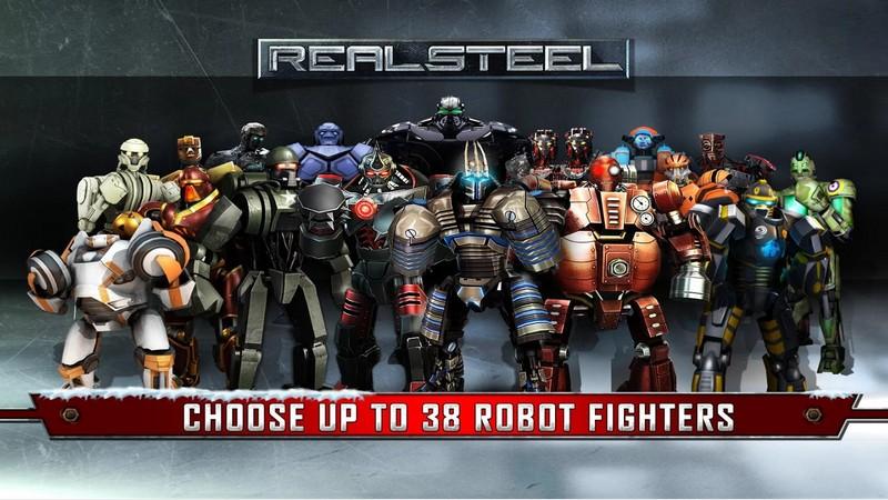 Real Steel - Robot dũng mãnh bất bại