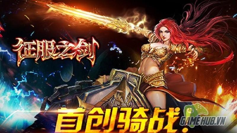 gMO Chinh Phục Chi Kiếm - Chiến đấu với các vị thần Titan