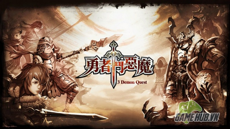 gMO Three Demon Quest - Thực hiện nguyện ước của quỷ