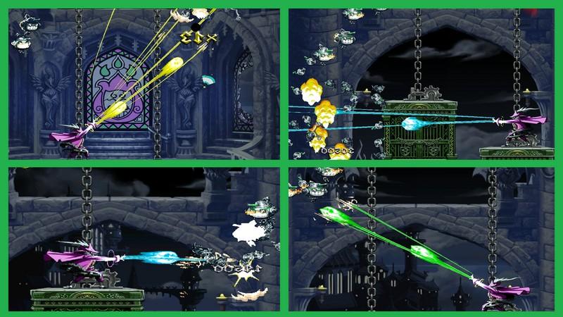 Savant: Ascent - Siêu phẩm hành động 2D xứng tầm Megaman