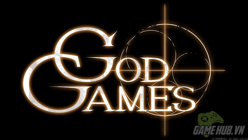 GodGames – MOBA Nhật Bản khởi động trong tháng 1/2015