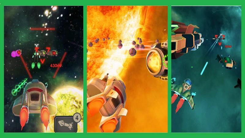 Ace Ferrara & The Dino Menace - Không chiến vũ trụ với siêu game hành động