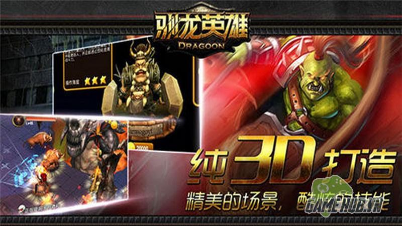 gMO Cao Thủ Luyện Rồng - Đi tìm Đệ Nhất Cao Thủ luyện rồng