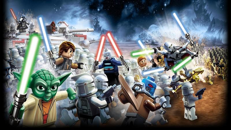LEGO Star Wars - Quậy tung cùng bom tấn Android