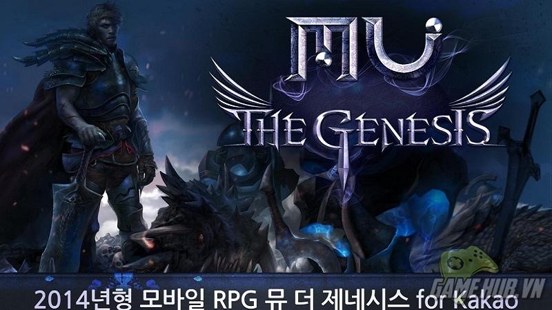 MU The Genesis - Viết lại tên một huyền thoại trên mobile