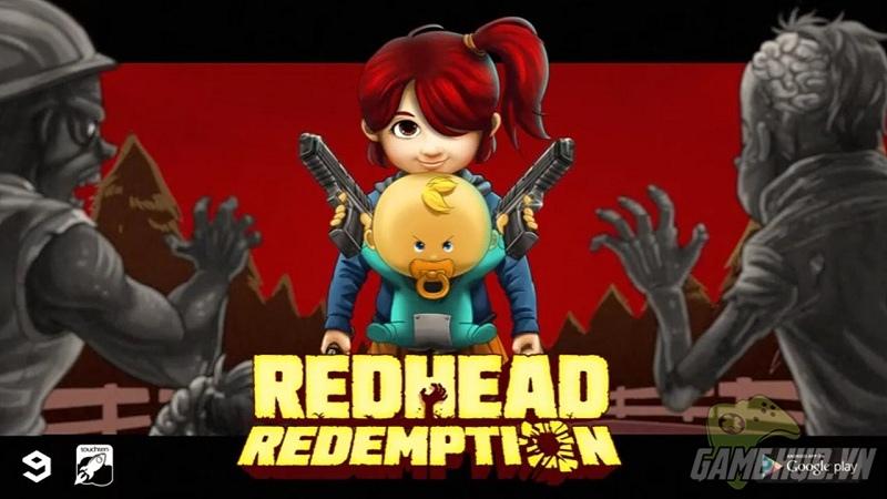 Redhead Redemption - Tựa game đầu tay đóng mác 9GAG
