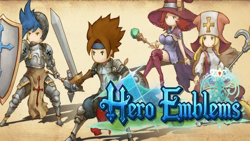 Hero Emblems - Khi siêu phẩm Bejeweled kết hợp JRPG