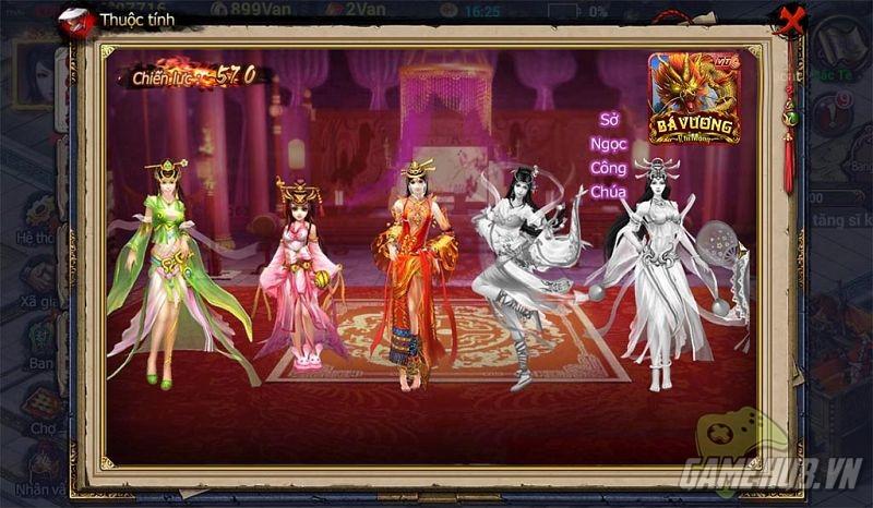 Bá Vương Chi Mộng - Tựa game 180.000 USD mở cửa ngày 15/1