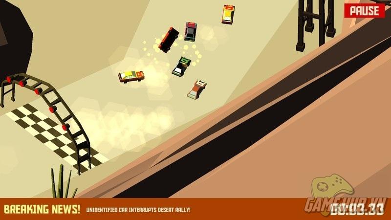 Pako - Game đua xe gây nghiện tung bản cập nhật mới