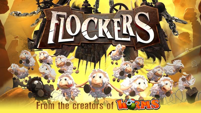 Flockers - Tân binh mới dưới tay cha đẻ huyền thoại Worms