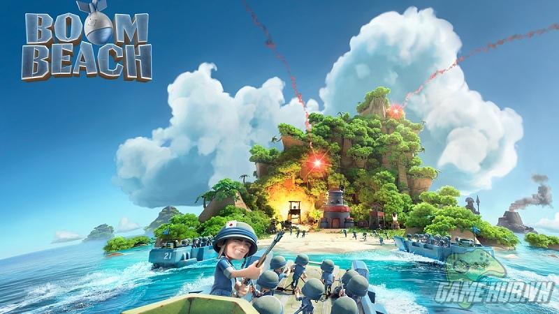 Boom Beach bất ngờ được mua về Việt Nam