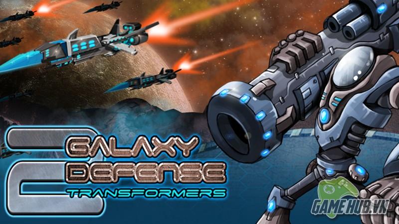 [Review] Galaxy Defense: Transformers – Thủ thành Robot cực hấp dẫn