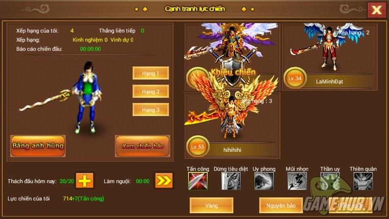 Võ Lâm Kỳ Hiệp - Giftcode Tân Thủ