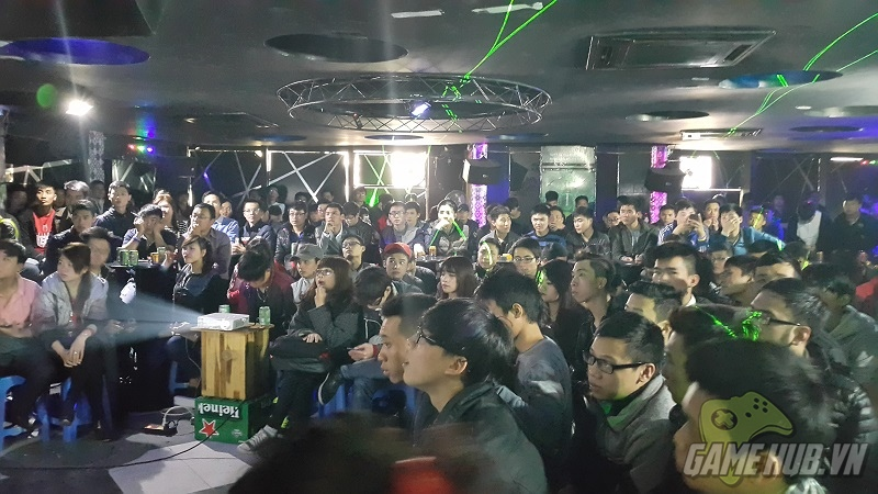 Liên Minh Huyền Thoại Mobi - Offline hoành tráng chật kín game thủ