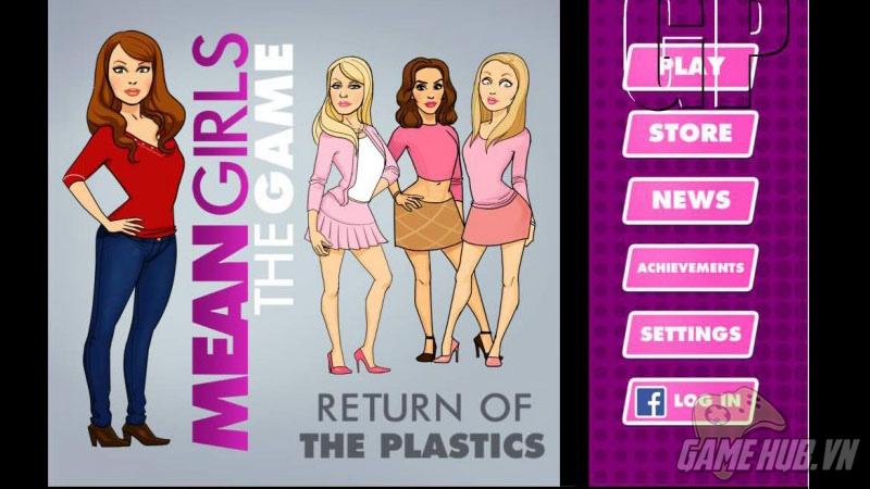 Phiên bản game mobile của Mean Girls sẽ có mặt trên iOS