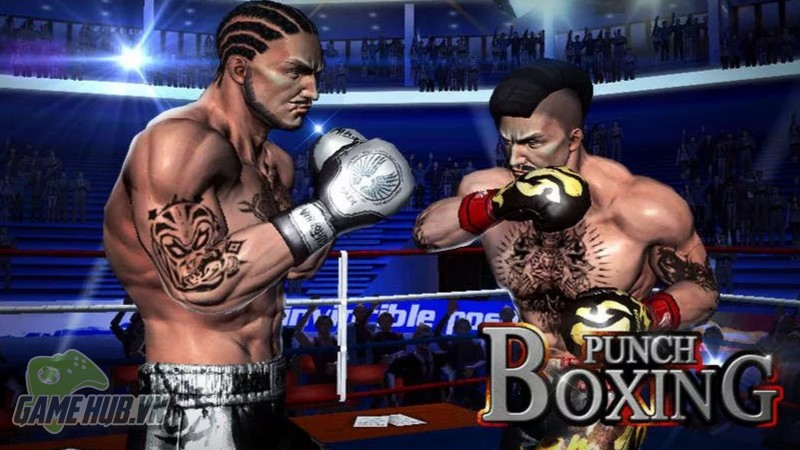Giới thiệu game Punch Boxing 3D - Android
