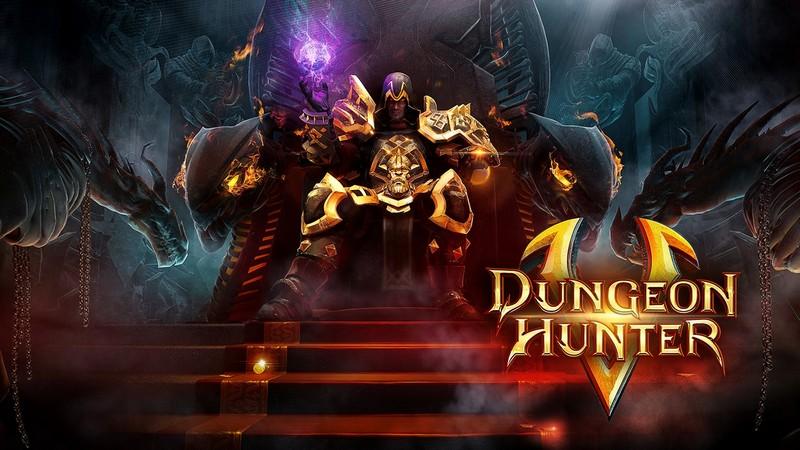 Dungeon Hunter 5 - Bom tấn Gameloft đánh tiếng làng game