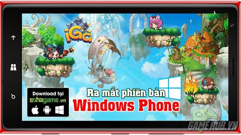 iGà - Giftcode Tân Thủ