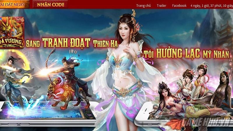Bá Vương Chi Mộng tung teaser ấn định 26/1 khai mở game