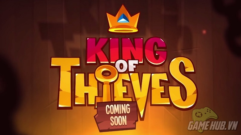 King of Thieves sẽ là tựa game mobile tiếp theo của ZeptoLab