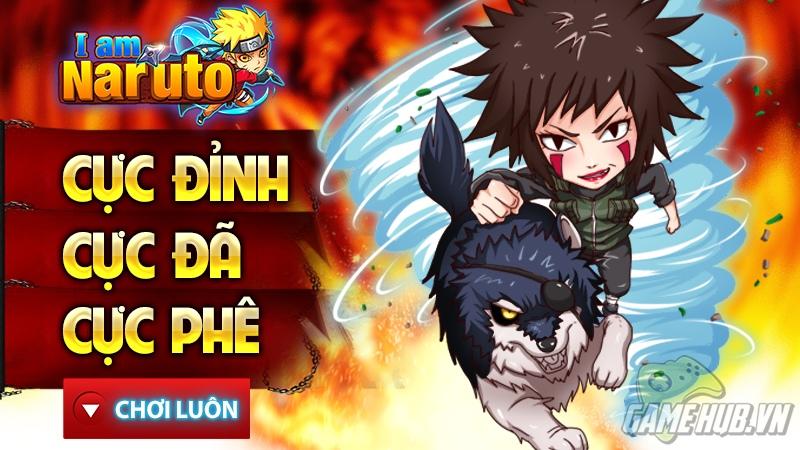 I Am Naruto - Giftcode Bí Ẩn