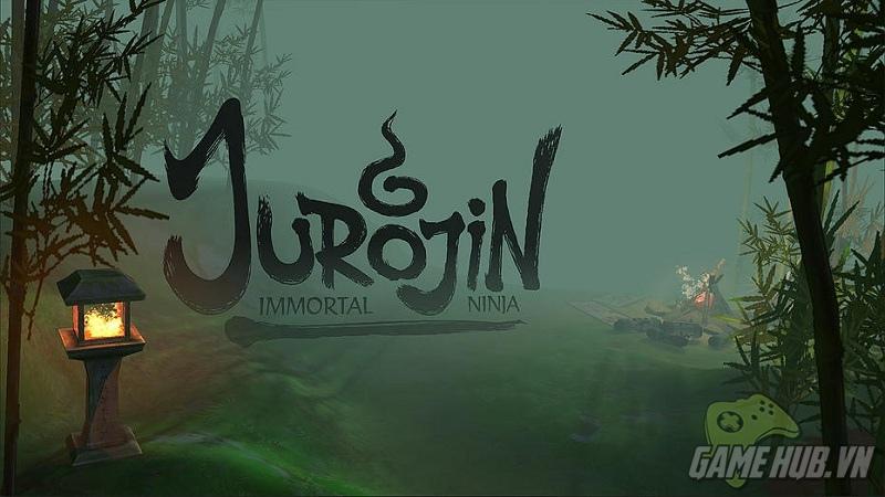 Jurojin: Immortal Ninja - Game Mobile MOBA đầy chất hành động