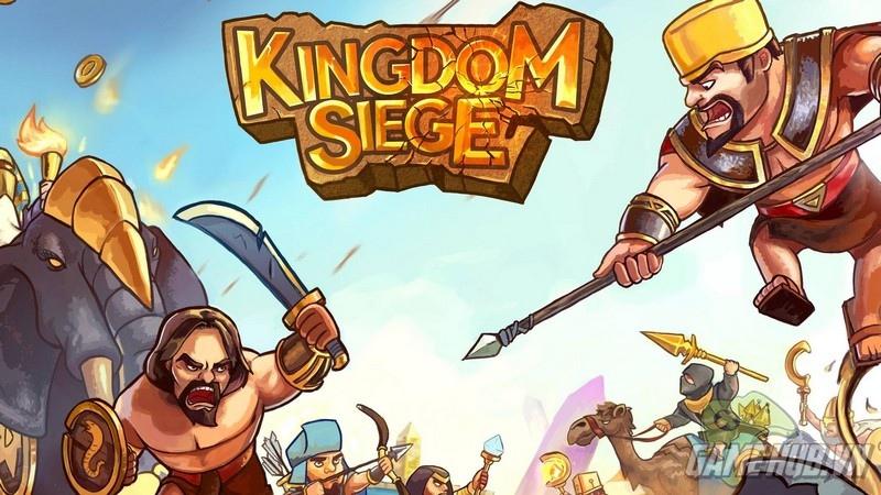 Kingdom Siege: Trở thành vua để chinh phục thế giới!