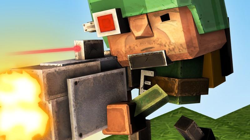 Block Fortress - Game thủ thành kết hợp FPS nhận Update khủng