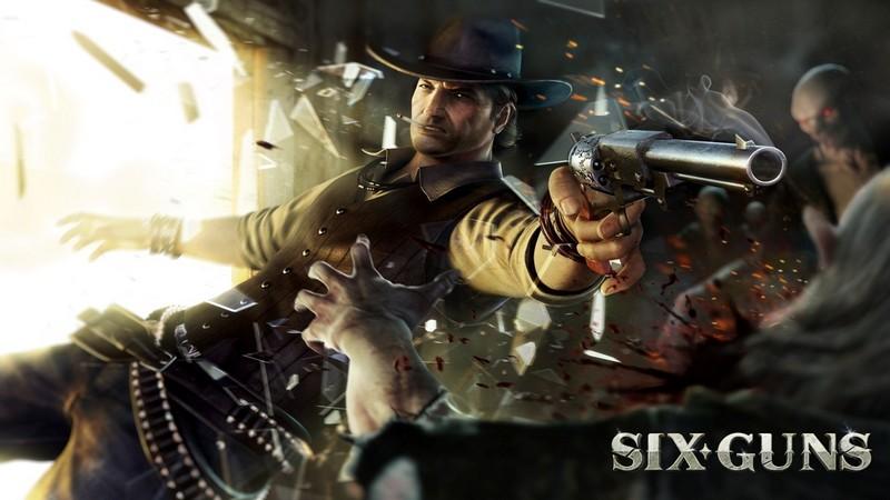Six-Guns - Đại diện Gameloft chào đón Update hấp dẫn