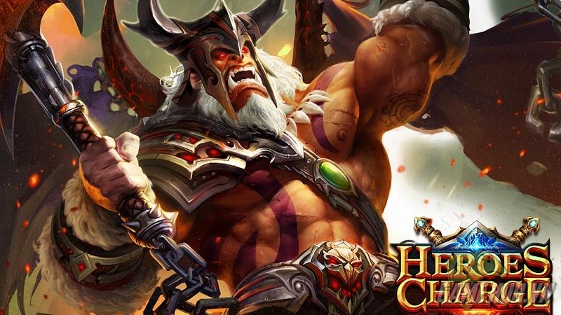 Heroes Charge - Phân tích một số tướng ở giai đoạn late game Phần I: Tanker