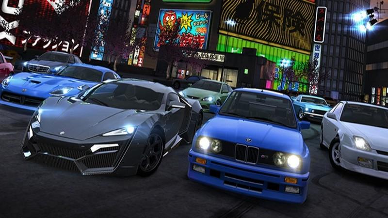 Fast & Furious: Legacy - Xé gió với game theo phim bom tấn
