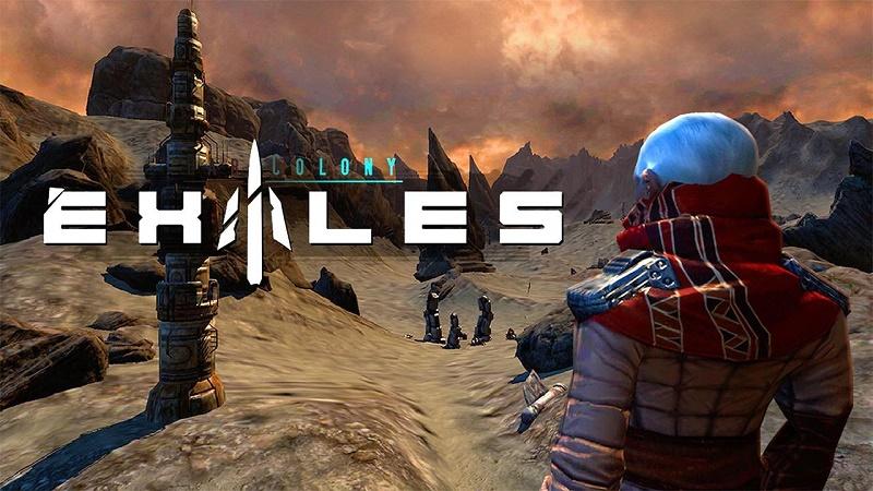 Giới thiệu game Exiles: Far Colony -...