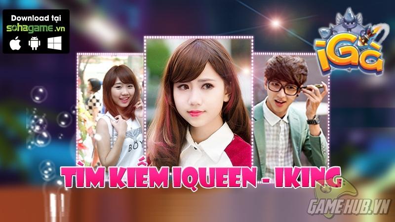 iGà - Lộ diện 40 gương mặt sáng giá nhất cuộc thi iQueen & iKing