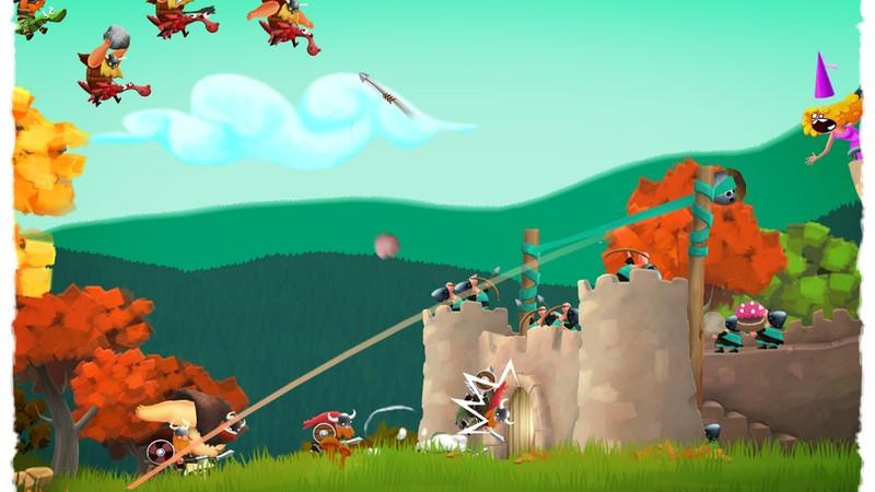 Day of the Viking - Khi Game thủ thành bắt tay Angry Birds