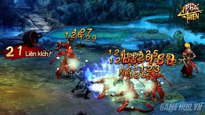 Phá Thiên - Giftcode Tân Thủ