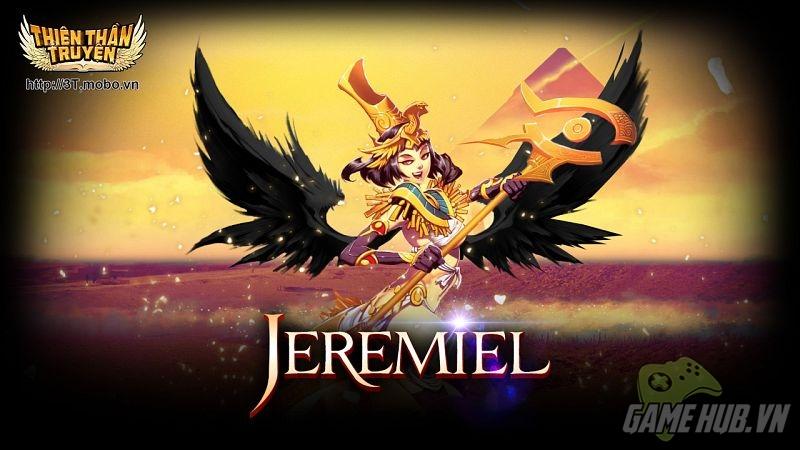 Thiên Thần Truyện - Giftcode Jeremiel