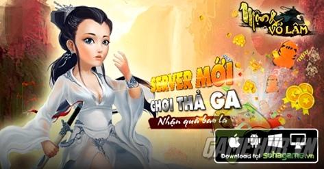 Mộng Võ Lâm - Giftcode Thần Giang - ảnh 1