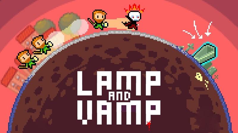 Lamp & Vamp - Hóa Ma cà rồng - Đánh chiếm đài cổ - iOS/Android