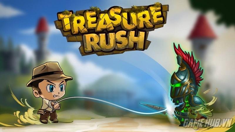 Treasure Rush – Tựa game Platform hoàn toàn khác biệt