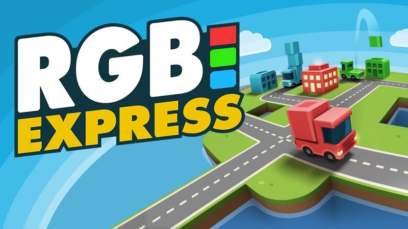 RGB Express - Tìm đường giao hàng đúng hạn - iOS/Android