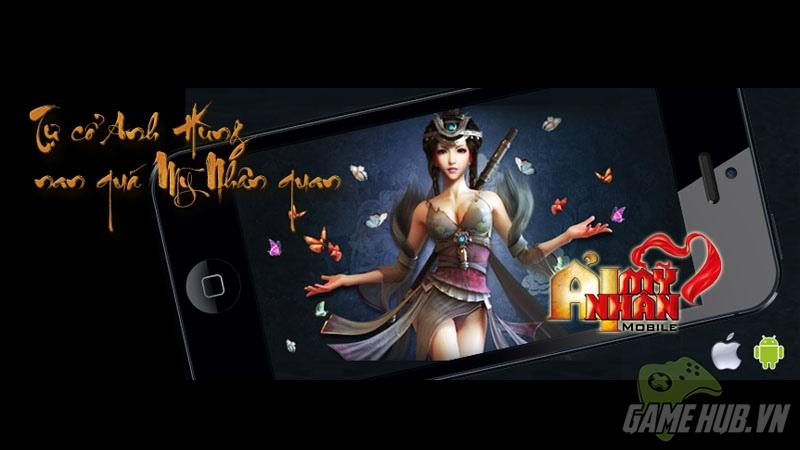 """Ải Mỹ Nhân đoạt giải """"Game Mobile tiềm năng nhất"""" tại Gala Game 2015"""
