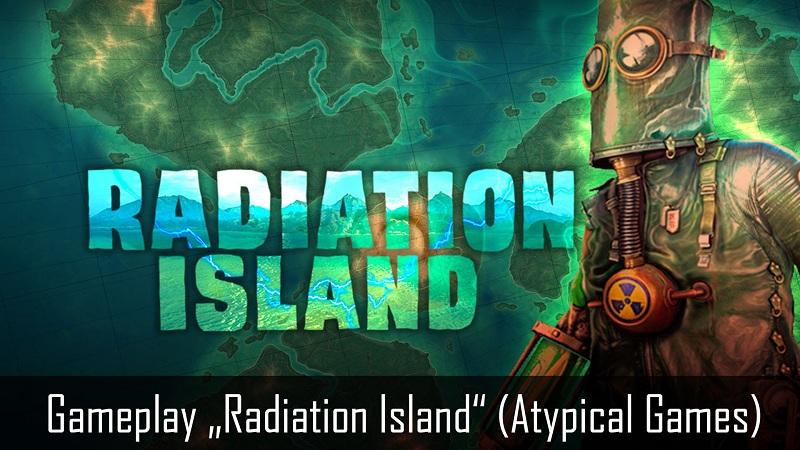 Giới thiệu game Radiation Island - iOS