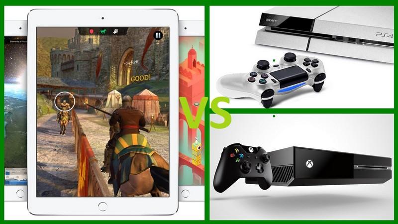 Nền tảng Mobile sẽ vượt qua Console trong tương lai?